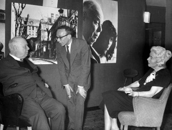 Jean Renoir, Richard Sidwell, Dilys Powell