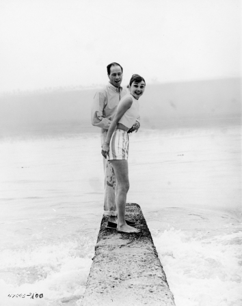 Audrey Hepburn, Mel Ferrer