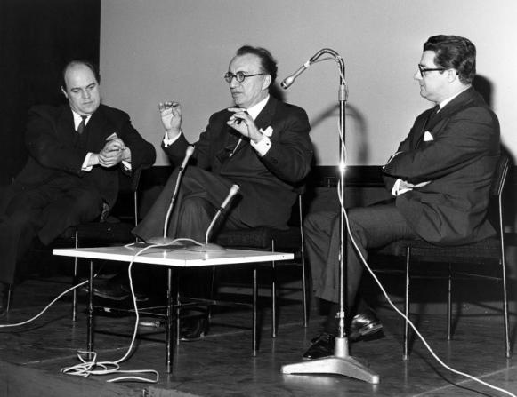 Rouben Mamoulian, Leslie Hardcastle, Raymond Rohauer