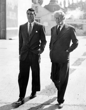 Alexander Korda, Cary Grant