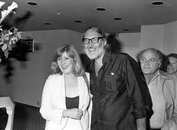 Ken Wlaschin, Lynda Myles, Leslie Hardcastle