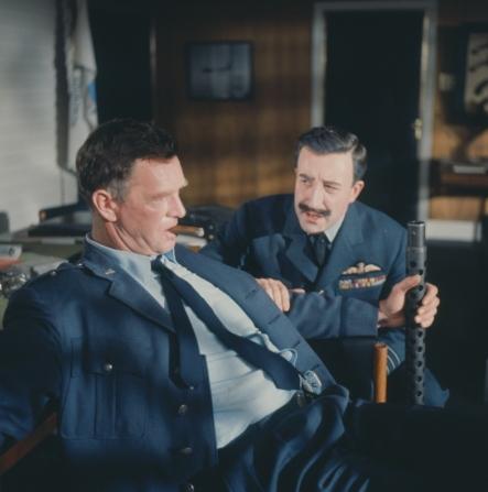 Sterling Hayden, Peter Sellers