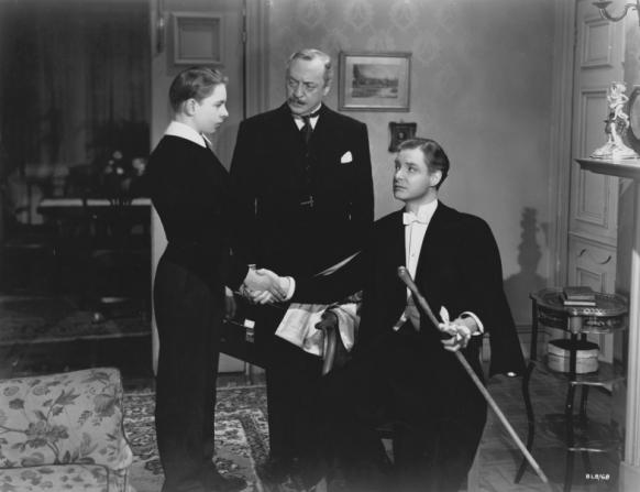 Neil North, Basil Radford, Robert Donat