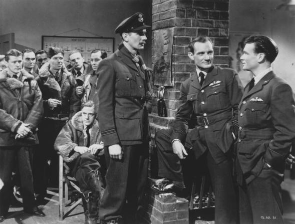 Michael Redgrave, Trevor Howard, John Mills