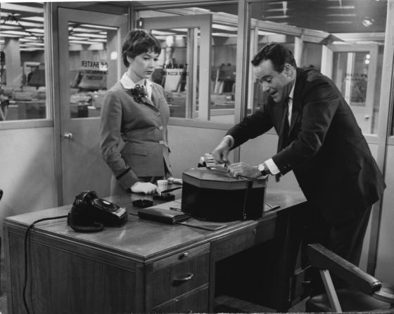 Shirley MacLaine, Jack Lemmon