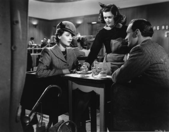 Celia Johnson, Margaret Barton