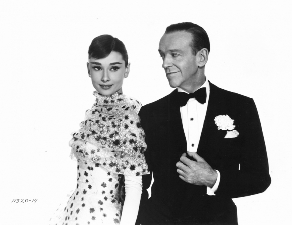 Audrey Hepburn, Fred Astaire