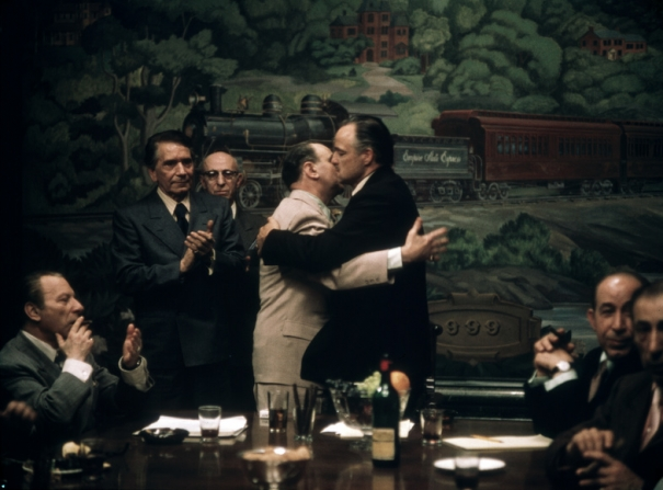 Marlon Brando, Richard Conte