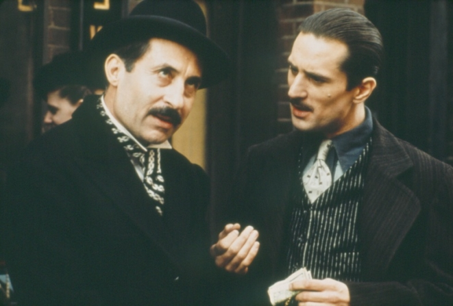 Robert De Niro, Leopoldo Trieste