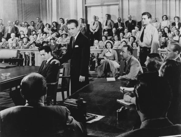 Humphrey Bogart, John Derek