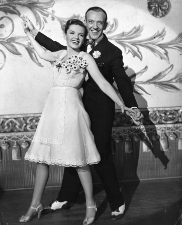 Judy Garland, Fred Astaire