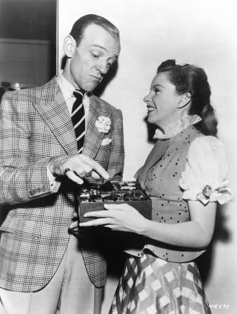 Fred Astaire, Judy Garland