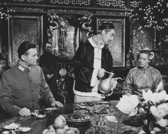 Curd Jürgens, Robert Donat, Ingrid Bergman