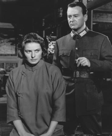Ingrid Bergman, Curd Jürgens