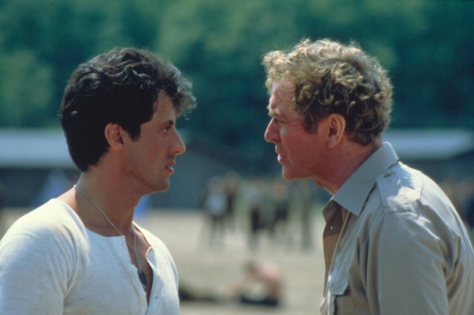 Sylvester Stallone, Michael Caine