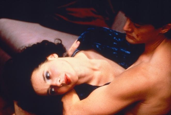 Isabella Rossellini, Kyle MacLachlan