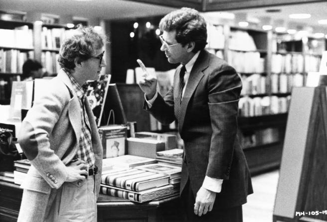 Woody Allen, Michael Murphy