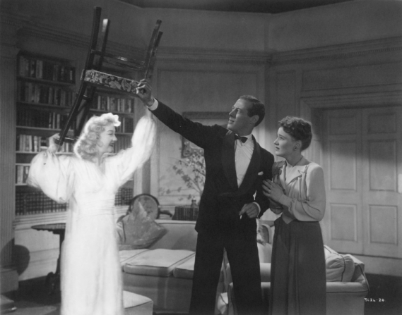Rex Harrison, Constance Cummings, Kay Hammond