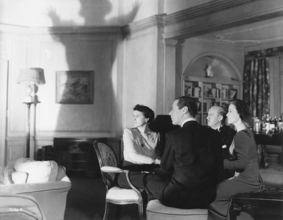Joyce Carey, Hugh Wakefield, Constance Cummings, Rex Harrison