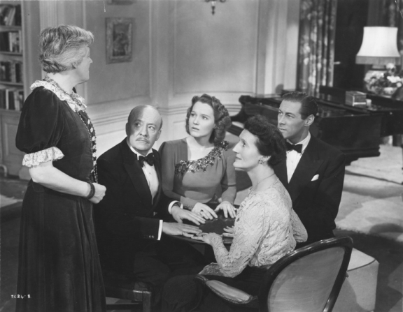 Constance Cummings, Margaret Rutherford, Rex Harrison, Hugh Wakefield, Joyce Carey