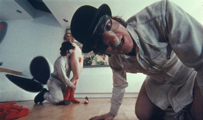 Malcolm McDowell, Adrienne Corri