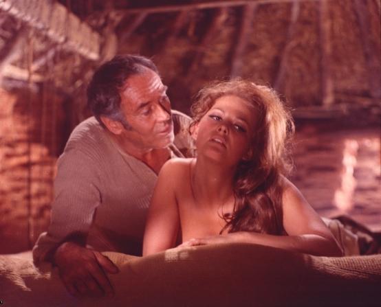 Henry Fonda, Claudia Cardinale