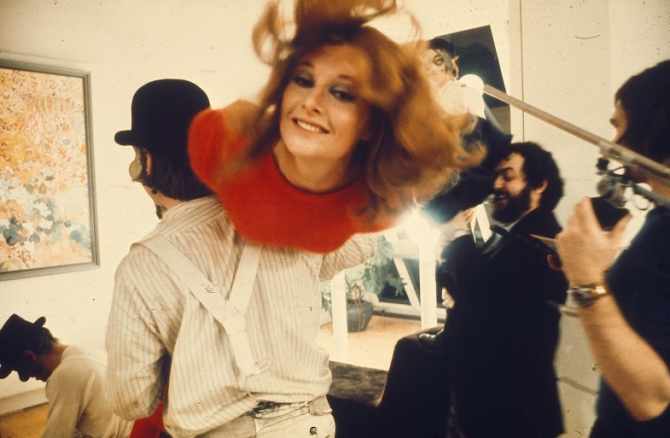 Stanley Kubrick, Adrienne Corri