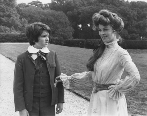 Dominic Guard, Julie Christie