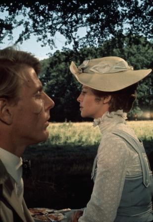 Edward Fox, Julie Christie