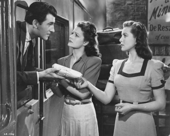 Stewart Granger, Margaret Lockwood, Patricia Roc