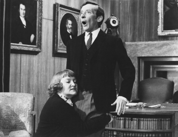 Patsy Rowlands, Kenneth Williams