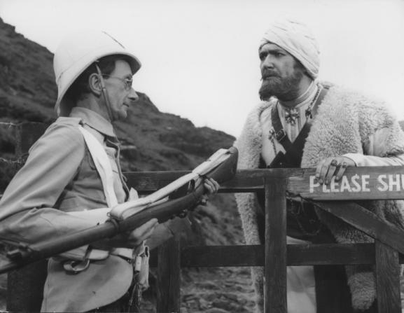 Charles Hawtrey, Bernard Bresslaw
