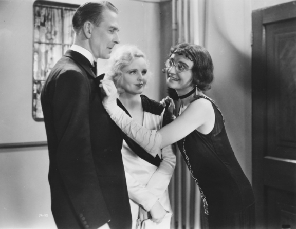 Percy Marmont, Joan Barry, Elsie Randolph