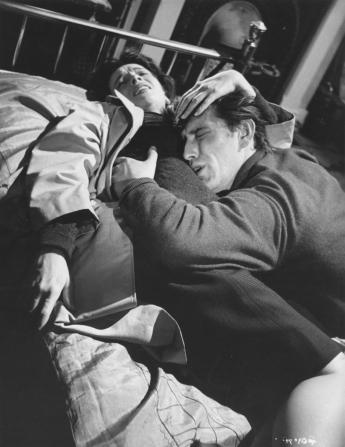 Leslie Caron, Tom Bell