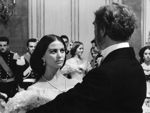 Burt Lancaster, Claudia Cardinale