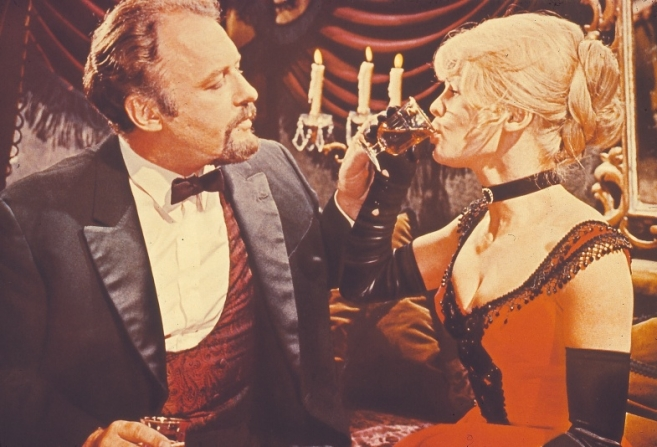 Rod Steiger, Julie Christie