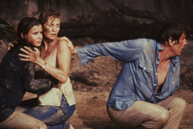 Jessica Lange, Nick Nolte, Juliette Lewis