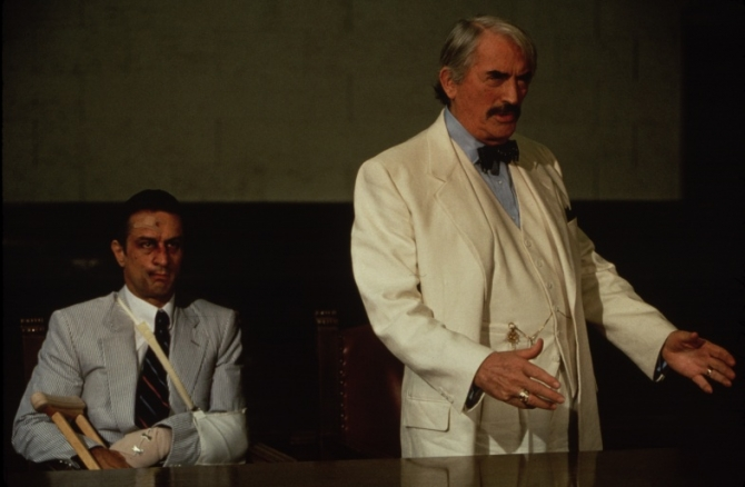 Robert De Niro, Gregory Peck