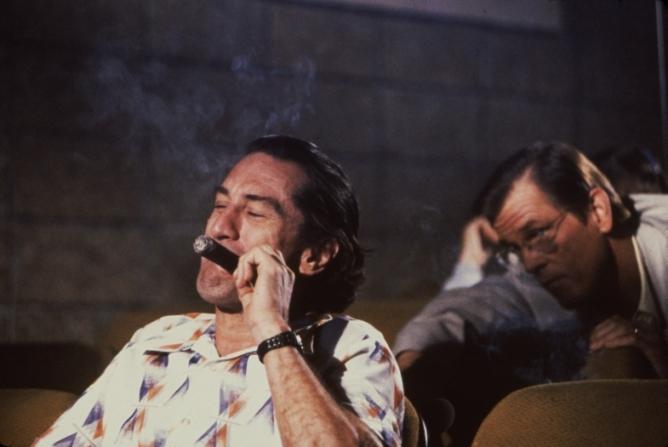 Robert De Niro, Nick Nolte