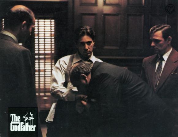 Al Pacino, Richard Bright