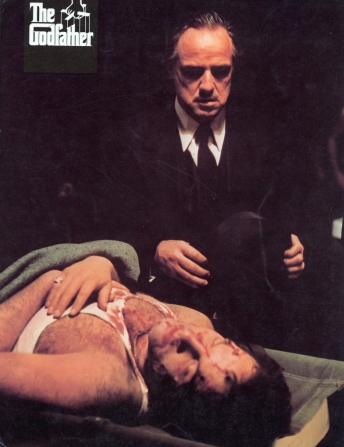 James Caan, Marlon Brando