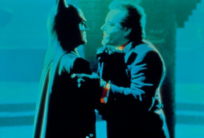 Michael Keaton, Jack Nicholson