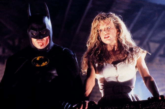 Michael Keaton, Kim Basinger
