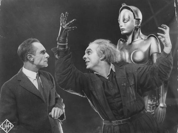 Alfred Abel, Rudolf Klein-rogge, Brigitte Helm