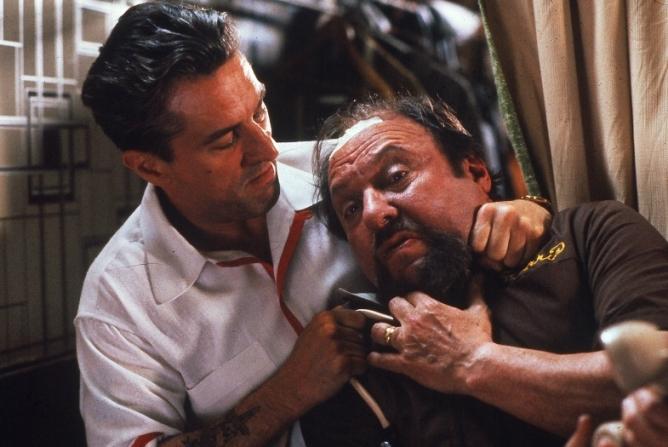 Robert De Niro, Chuck L. Low
