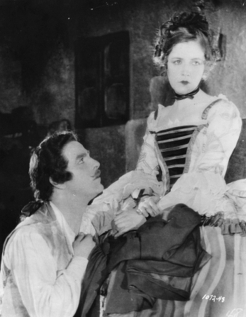 Antonio Moreno, Dorothy Gish