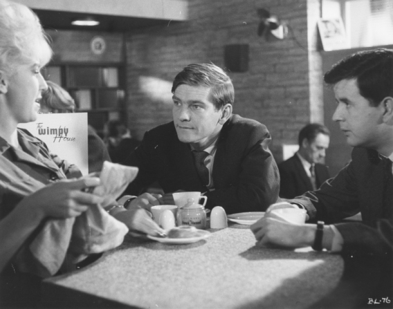 Gwendolyn Watts, Tom Courtenay, Rodney Bewes