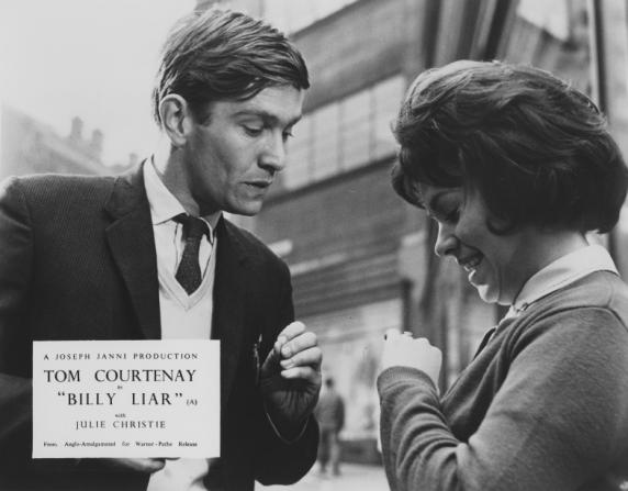 Tom Courtenay, Helen Fraser