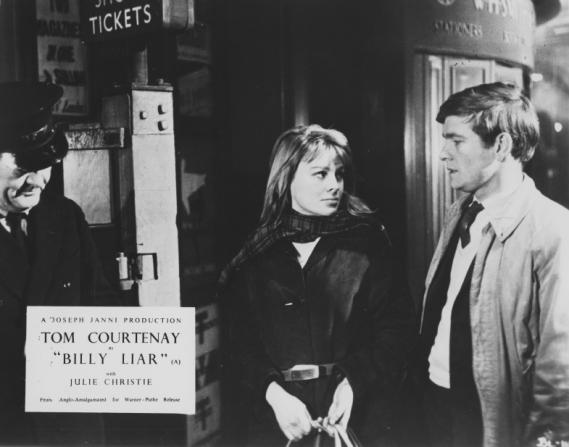 Julie Christie, Tom Courtenay