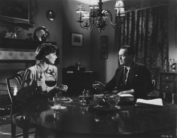 Celia Johnson, Cyril Raymond